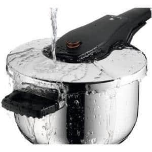 Nồi áp suất Wmf Perfect Premium 4,5l kèm xửng hấp - Các lưu ý khi sử dụng và vệ sinh