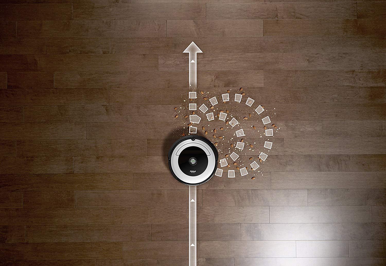 Robot Hút Bụi Irobot Roomba 691 lau sạch như lốc xoáy